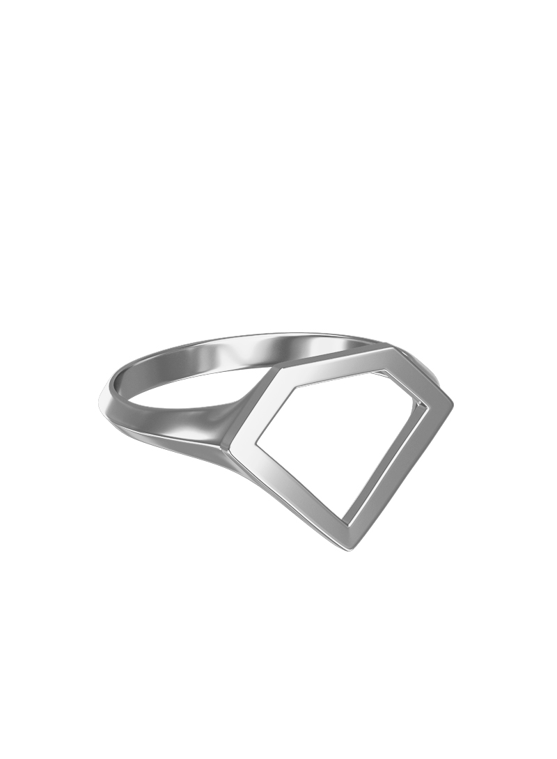 Anillo Soul Plata 0800 Don Rouch