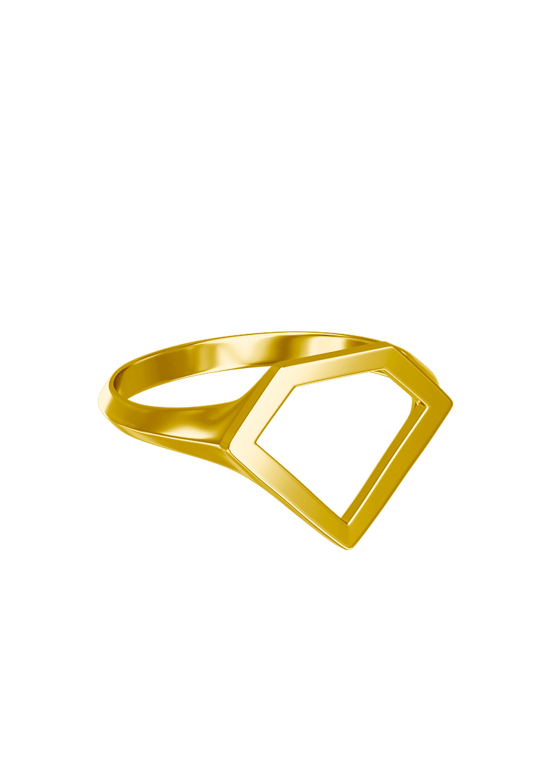 Anillo Soul Oro 0800 Don Rouch